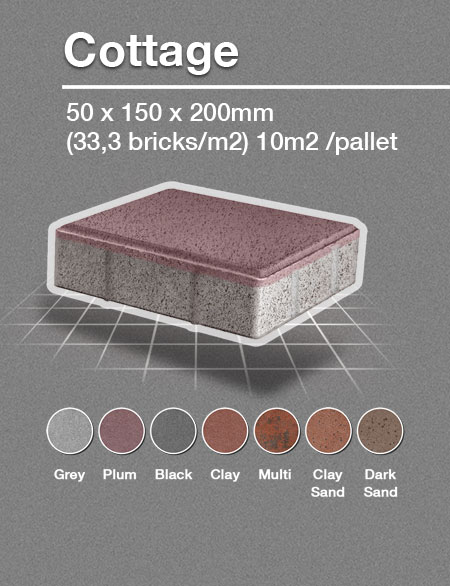 Concrete Paving Blocks Amp Kerbs Mva Bricks